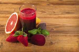 Juice fasting detox retreat